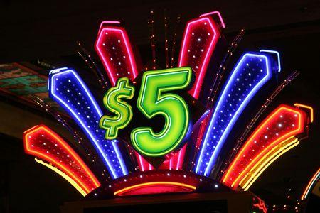 slot machine in casino Stock Photo