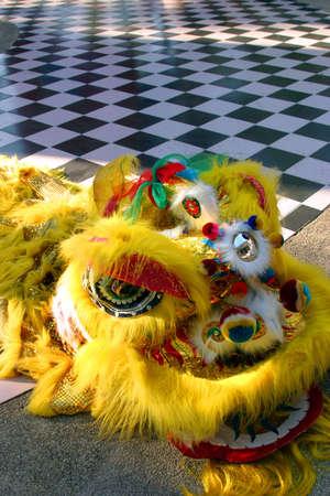 Dragon mask Stock Photo - 2292038