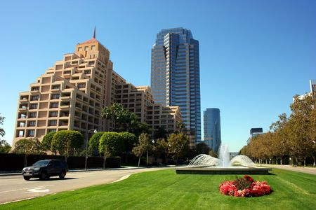 Century City,  Los Angeles, California
