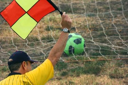 confirms: Referee confirms goal