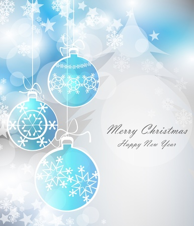 Christmas background  Stock Vector - 10953784
