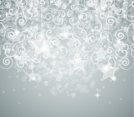 Christmas background with place for text Stock Vector - 21944539