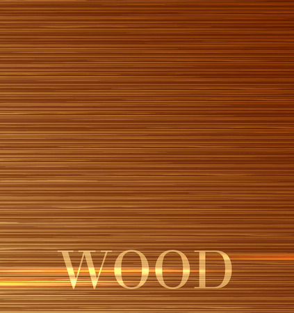 wood texture with modern pattern Vector