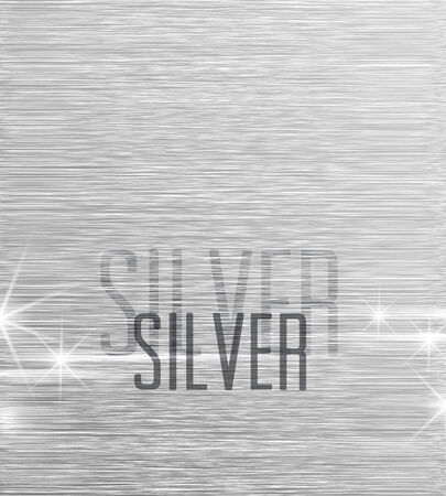brushed metal background: Texture of the silver background