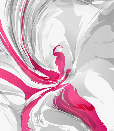 color image: colorful abstract picture, the background color, image Illustration