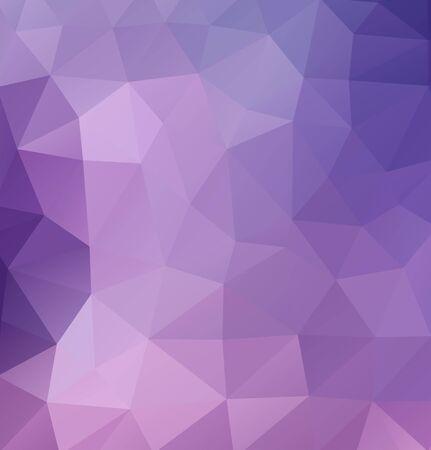 retro color: Vector retro pattern of geometric shapes, color triangle