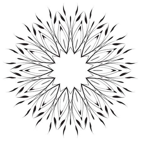 Leaves Ornament Pattern