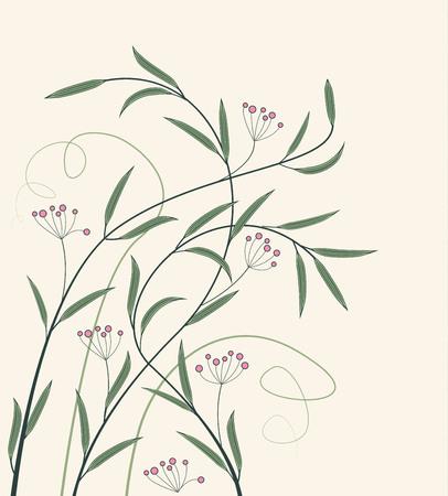 petal: Vector decoration of flowers Illustration