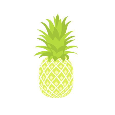food: Tropical fruit pineapple.