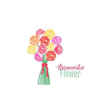 romance: Bouquets of flowers.