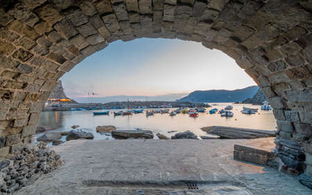 Port of Vernazza, Cinque Terre Village