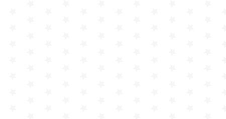 gray stars on white background. Vector illustration.