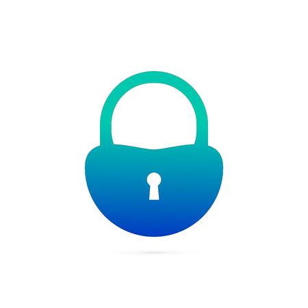 lock. - Vector icon