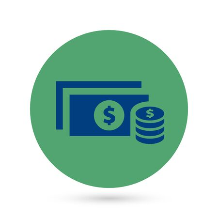 Money - Cash Icon. Professional, pixel perfect icons optimized for both large and small resolutions. EPS 8 format. 12x size for preview. Çizim