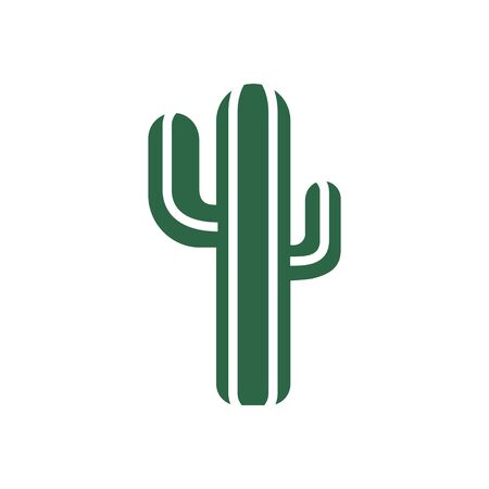 Vector design of cactus and houseplant icon. Web element of cactus and succulent stock vector illustration.