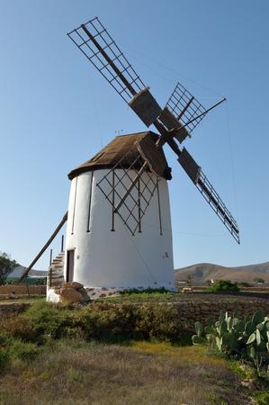 fuerteventura: Windmill, Fuerteventura