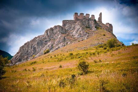 the citadel: Bella vista - Cittadella di Trascau, Romania