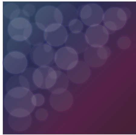 purple defocused bubbles Vector