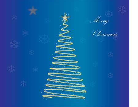 blau: Merry Christmas