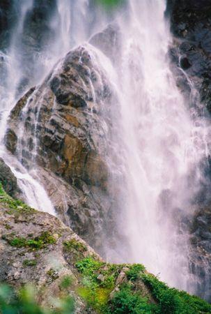 waterfall Stock Photo - 724794