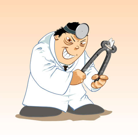 scientists: Evil dentista