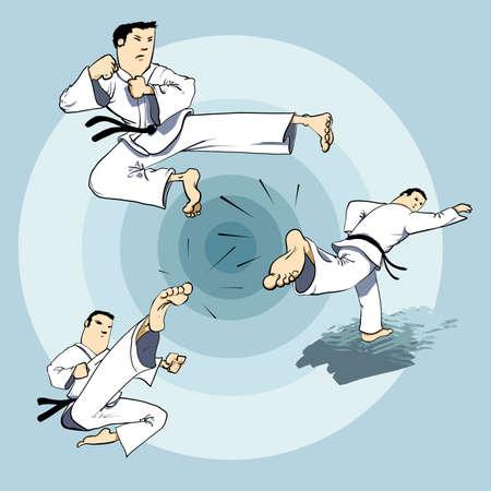 martial art: Martial arts - karate pack 1
