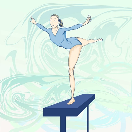 olympic game: Sports - Olympic games - gymnastics