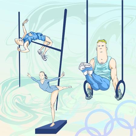 deportes olimpicos: Deportes - Juegos Olímpicos - pack 1
