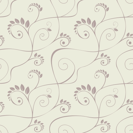 Seamless floral pattern Stock Vector - 16432879