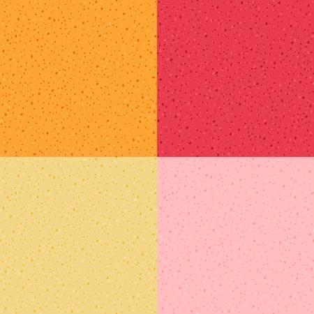 Seamless dots pattern. Vector illustration