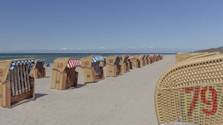 beach and hooded beach chairs