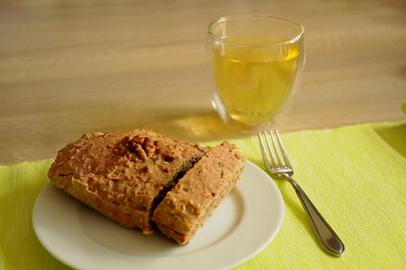 homemade cake: homemade cake horizontal