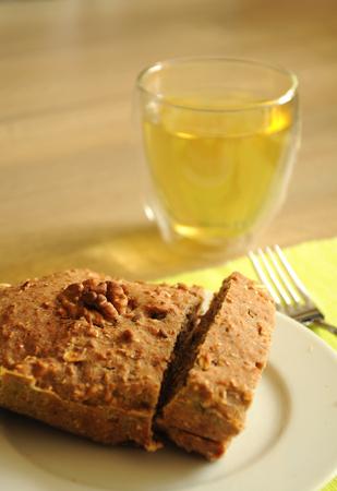 homemade cake: homemade cake vertically
