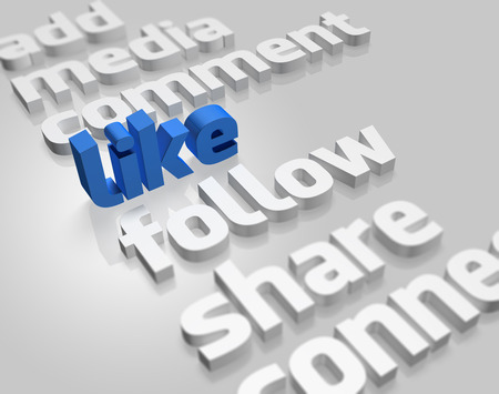 社会的なメディアと白 backgorund に関連する単語