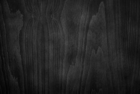暗い黒木目テクスチャ背景 写真素材