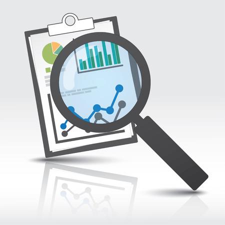 情報グラフィック レポートおよびテンプレートを検索します。Eps10 ファイル。