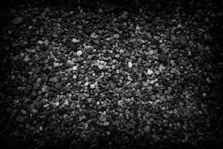 暗いコンクリート小石のテクスチャ、背景に最適です。
