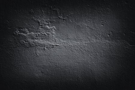 暗いコンクリートの床のテクスチャ、グランジ背景に最適です。 写真素材