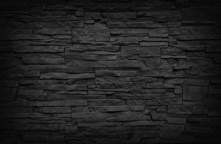 暗いレンガ壁のテクスチャ、グランジ背景に最適です。