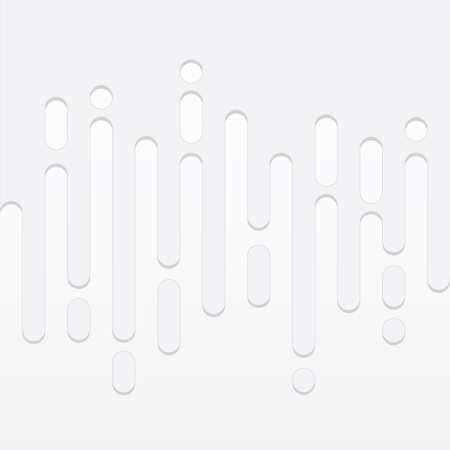 Abstract Seamless Rounded Lines Background 일러스트
