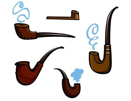 exhalation: Smoking Pipes