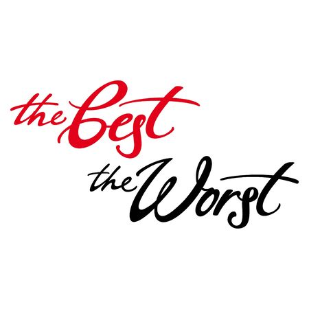 good mood: The Best The Worst fixture game result Illustration