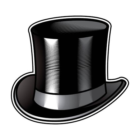 baron: Top Hat men clothing retro fashion gentleman
