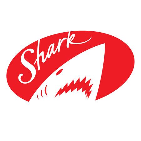 Shark fish animal predator wild nature sea ocean Stock Vector - 23111974