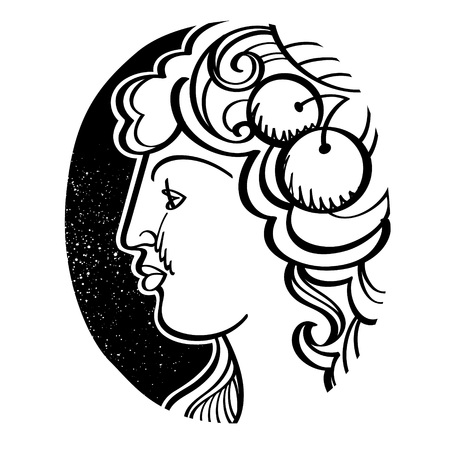 97 Demeter Stock Illustrations Cliparts And Royalty Free Demeter