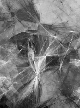 Abstract fractal background. photo