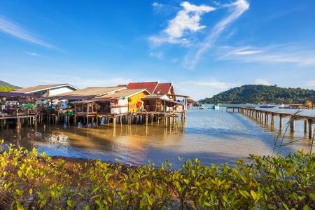 tonle sap: The village on the water  Tonle sap lake  Cambodia