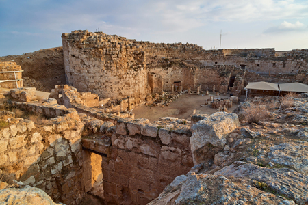judea: Herodium (Herodion) Fortress of Herod the Great, Judaean Desert, Israel