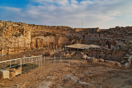 Herodium (Herodion) Fortress of Herod the Great, Judaean Desert, Israel