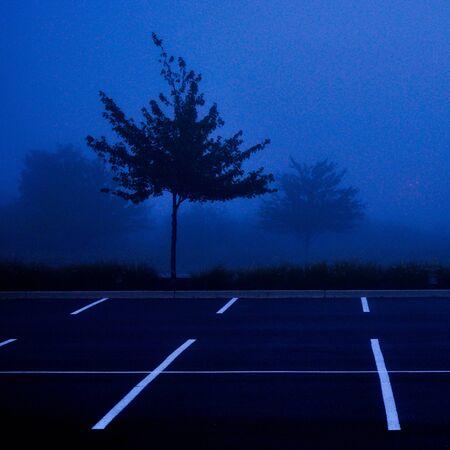 Parking Lot at Dawn